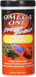 Omega One Freeze-Dried Mysis Shrimp