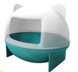 Hamster Dust Bath House