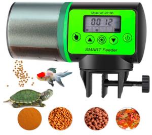 ShinePick - Automatic Turtle Food Dispenser