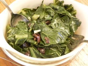 cooked swiss chard for guinea pigs